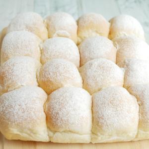 驚くほどふわふわ!ほんのり甘~い!白ちぎりパン♪