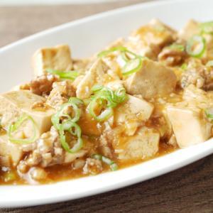 おうちで手作り!マーボー豆腐♪