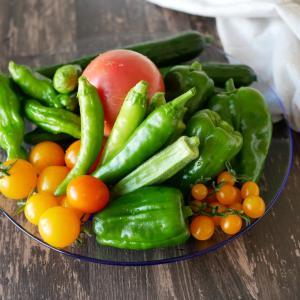 家庭菜園と三升漬けと塩麴♪