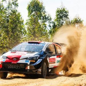 気になる番組 WRC世界ラリー選手権2021 Round6 ラリー・ケニア