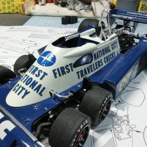 1/20 タイレル P34 1977 モナコGP 02