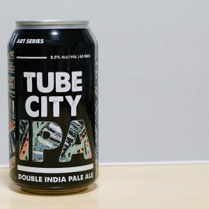 TUBE CITY IPA コロナドブルーイング 奇跡のダブルIPA