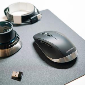 3Dマウス/CADマウスの使い方とおすすめ理由 3DCADの設計効率が激変!?【3D connexion】