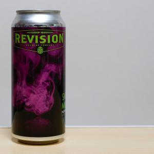 リビジョン スモーク&ミラーズ ビールの香りが最高や