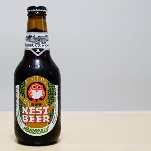 常陸野ネストビール アンバーエール IPAのような絶大なアロマ