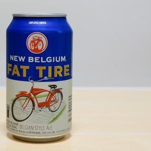 ファットタイヤ ビールやで。 アメリカ売上No,1のアンバーエール