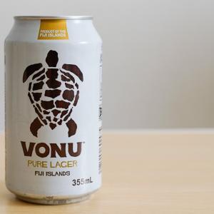 ヴォヌ ピュアラガービール フィジーのビールはウミガメを救う!