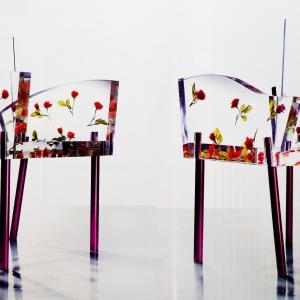 ミス・ブランチ 倉俣史朗の最高傑作と称される椅子 驚愕の価格とは