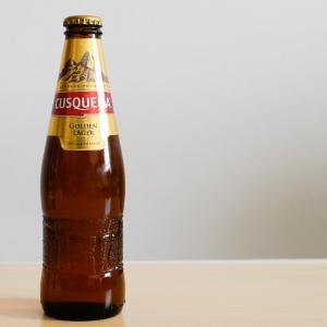 クスケーニャ ゴールデンラガー 希少なペルー産ビール