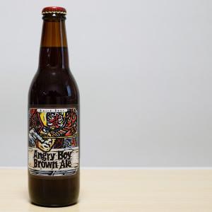アングリーボーイ・ブラウンエール ベアードビール至極の一本。