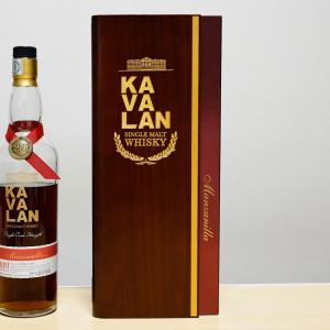 KAVALAN whiskyの最高峰。Kavalan Solist Manzanillaを味わう。