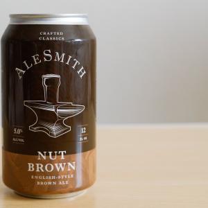 ナットブラウン エールスミスが生み出した味の黄金比!