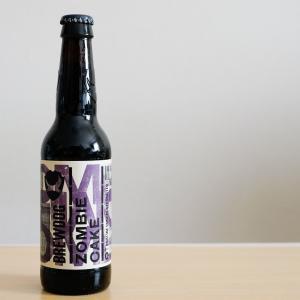 ゾンビケーキという名のビール。 ブリュードッグのプラリネチョコレートポーター