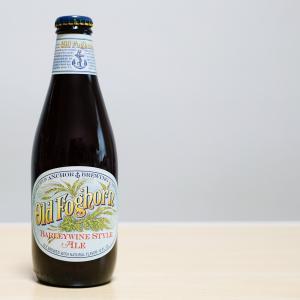 オールドフォグホーン ビール界のコニャックと称されるバーレーワイン