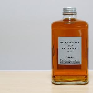 【フロム・ザ・バレル】 旨い・安い・カッコエエ! 三拍子揃った傑作ウィスキー。