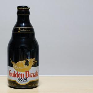 【グーデンドラーク 9000 クアドルペル】濃厚なベルギービール
