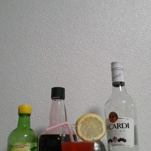 【カクテルレシピ】 自宅でカクテル 261杯目 「ラム・デイジー」