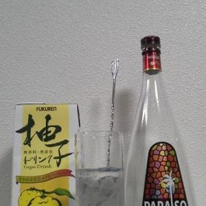 【カクテルレシピ】 自宅でカクテル 368杯目 「ライチ・柚子」