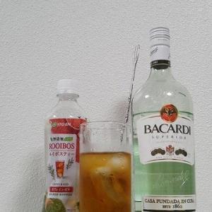 【カクテルレシピ】 自宅でカクテル 383杯目 「ラム・ルイボスティー」