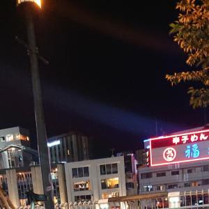博多に到着。