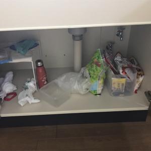 ゴミ袋の使いやすい収納方法
