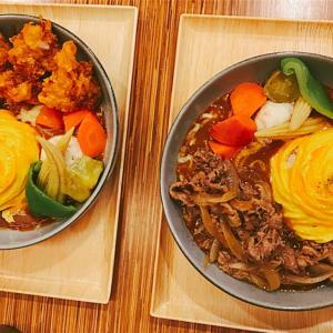 【台湾・苗栗】ボリューミーで美味しいオムカレー!咖哩蛋包 浅草