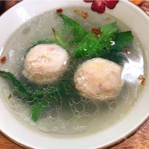【台湾】弾力性バツグンの肉団子、貢丸が美味しすぎる!