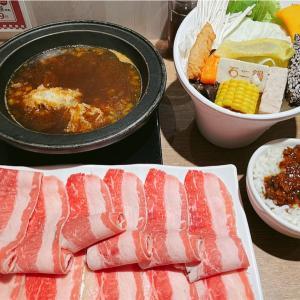 【台湾】チェーン店の石二鍋で1人鍋を満喫