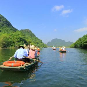 ベトナムの旅(ニンビン)