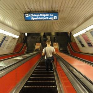 ハンガリーの地下鉄