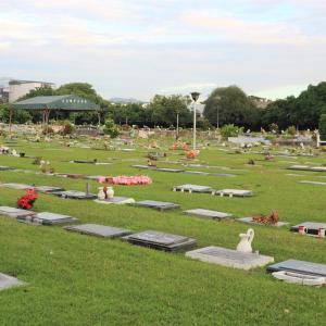 フィリピン語学留学 〜お墓に見えない‼フィリピンの霊園~