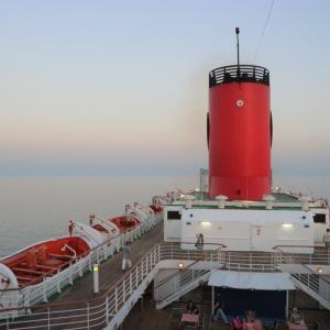 船上から見た景色 ~私が一番好きな場所~