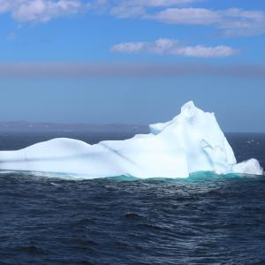 地球の北へ! 北極圏と流氷