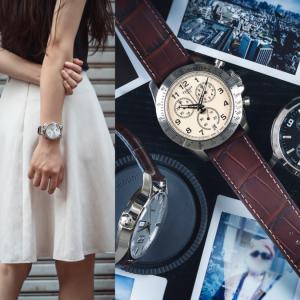 【新入社員必見】新しい船出にふさわしい高級腕時計を!
