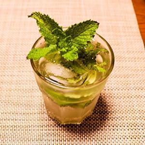 日本酒モヒート(レシピ付き)