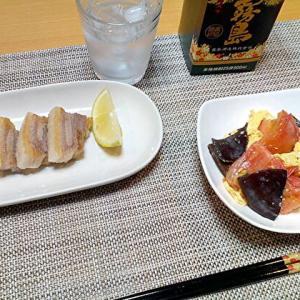 豚バラブロック肉を楽しみ尽くす+生キクラゲ