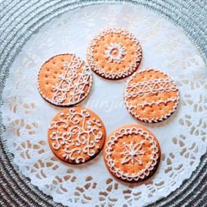 お手軽に市販でクッキーにアイシングクッキーをつくろう