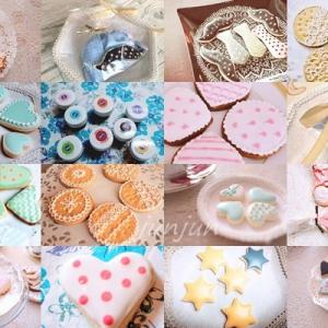 はじめてでも可愛くつくれるアイシングクッキーの作り方