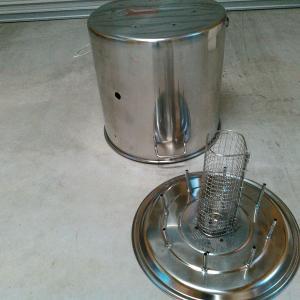 【DIY】究極の魚焼き器を作る