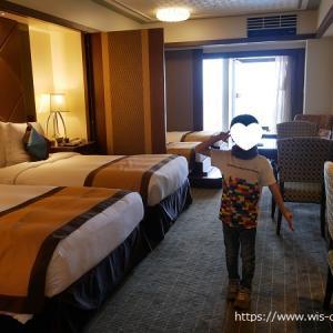 沖縄スパリゾートエグゼスに宿泊!スーペリアフロアに子連れで泊まった口コミ