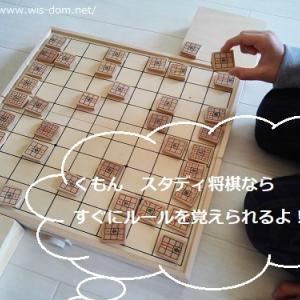くもんのスタディ将棋は子供におすすめ!すぐにルールが覚えられるから初心者でも楽しい