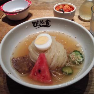ソラマチで子連れランチ!ぴょんぴょん舎Te‐suの冷麺に大満足でした