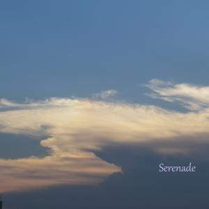 ある日の雲 天の川のごと