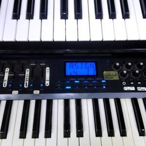 バーチャル鍵盤