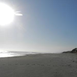 午後の遠州灘