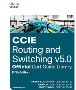 CCIE R&S V5.1 Foundations 2周目終わり