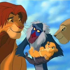 『ライオンキング』の言の葉