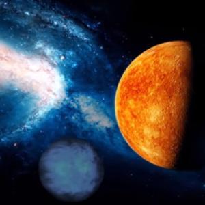銀河から高速で逃げゆく謎の星の正体とは?