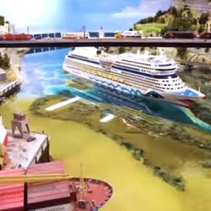 ミニチュア・ワンダーランド公式ビデオ-世界最大の鉄道模型