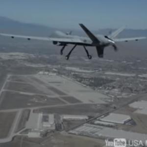 【驚異のAI搭載ドローン】米軍の自律飛行無人機グレムリン(Gremlins)